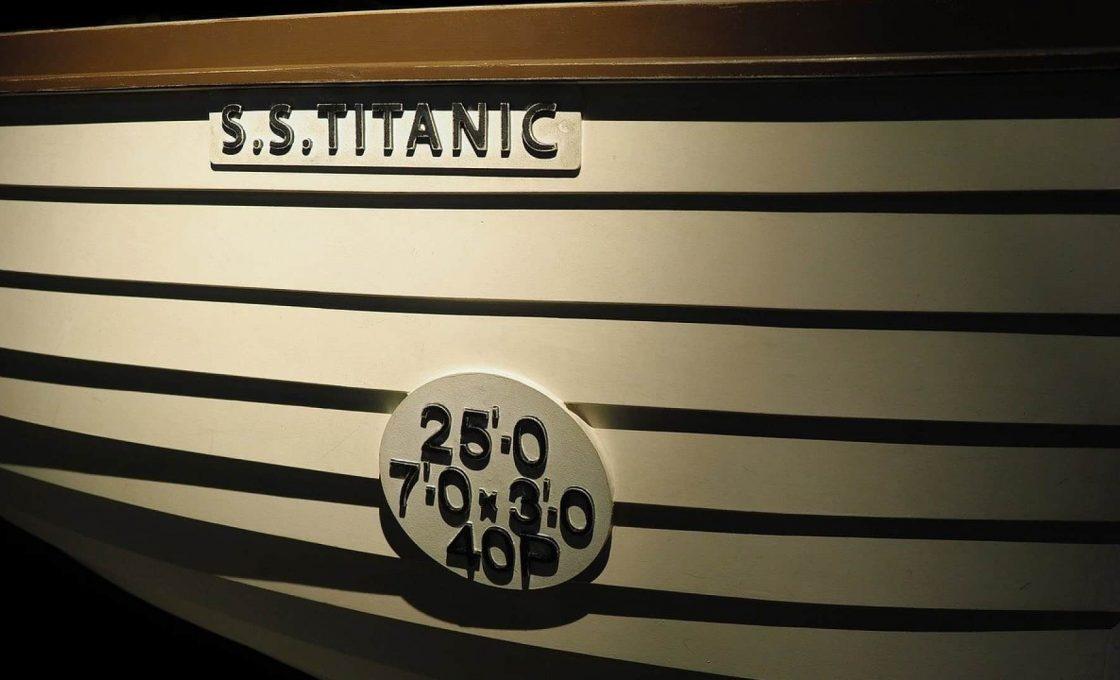 Le cœur de l'océan du Titanic est en vente !