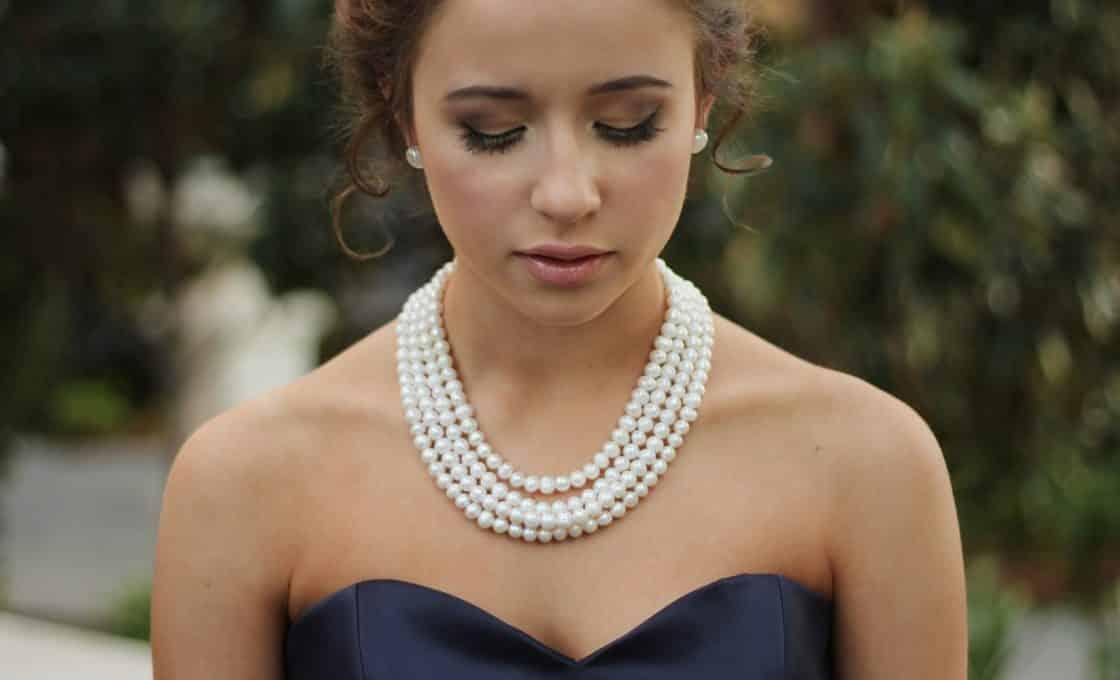 Et si vous adoptiez un collier de perles de Tahiti ?
