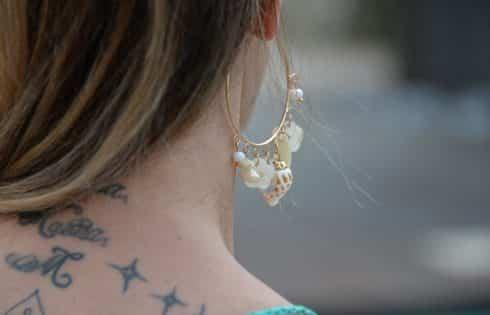À la découverte des bijoux coquillages