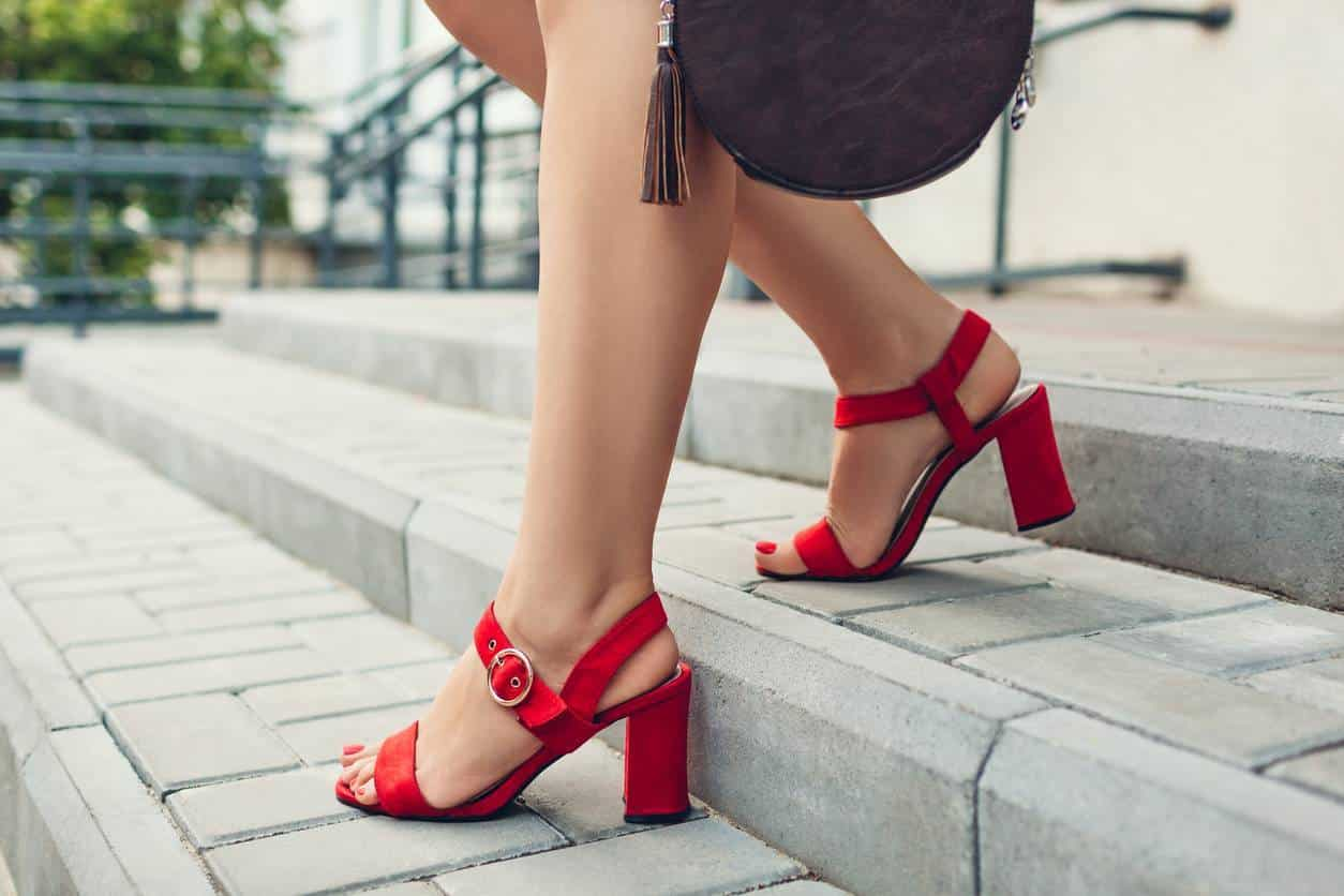 chaussures tenue