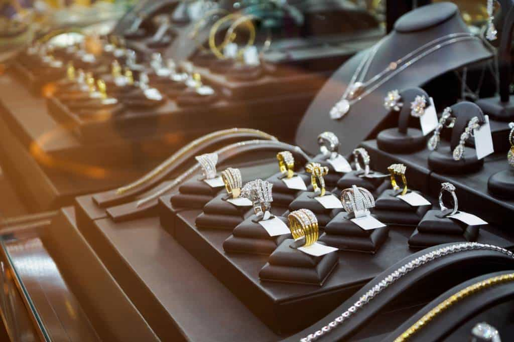 bijoux en or cassés ou abîmés